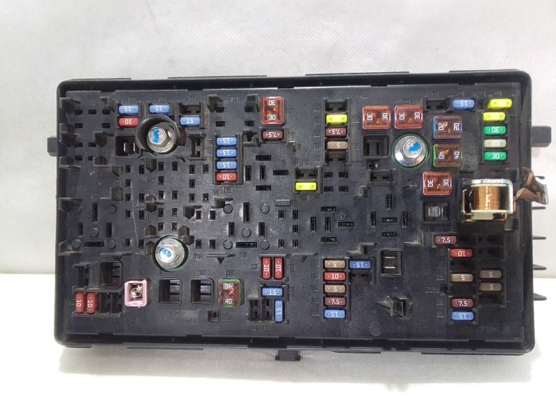 Блок предохранителей Chevrolet Cruze J300 2008 529050199 (б/у)