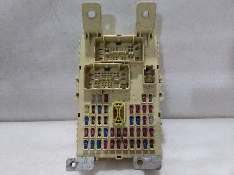 Блок предохранителей Kia Rio 3 QB 2011 919504Y570 (б/у)