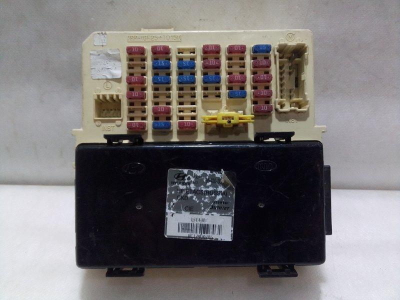 Блок предохранителей Hyundai Sonata 4 EF 2001 911203D200 (б/у)