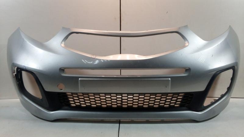 Бампер передний Kia Picanto 2 TA 2011 передний 865111Y300 (б/у)