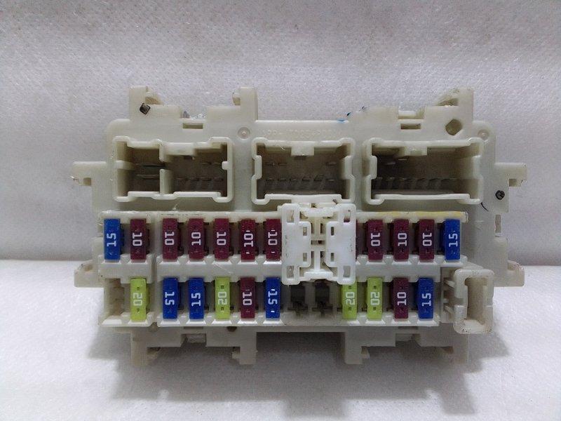 Блок предохранителей Nissan 1TJ0A1H21 (б/у)
