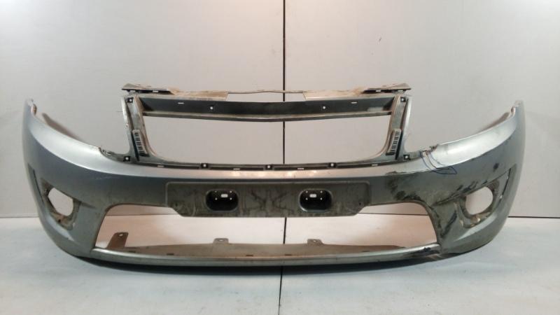 Бампер передний Lada Granta 2191 2013 передний 2191280301501 (б/у)