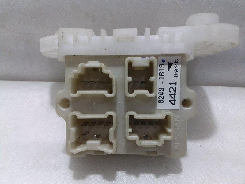 Блок предохранителей Nissan 02491B19 (б/у)