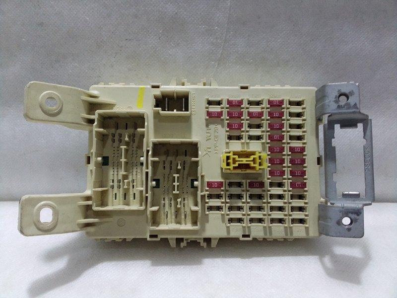 Блок предохранителей Hyundai Solaris 1 RB 2011 919504L530 (б/у)