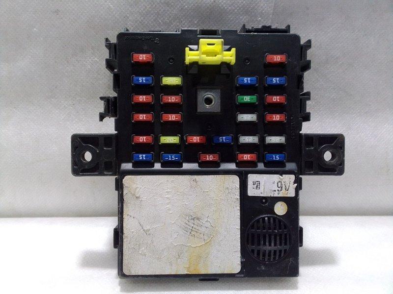 Блок предохранителей Chevrolet Spark 3 M300 2010 (б/у)