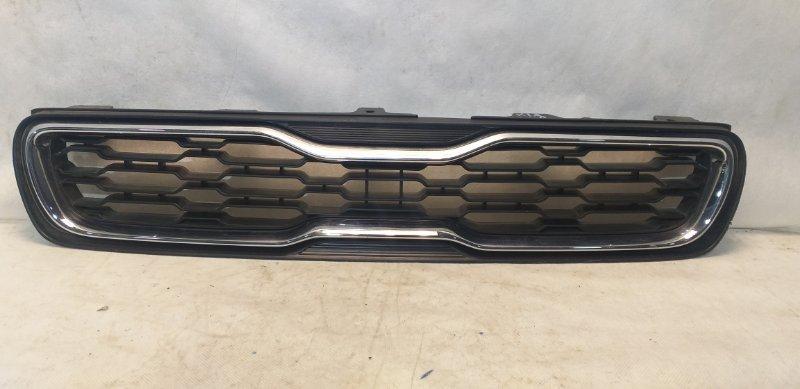 Решетка радиатора Kia Soul 2 PS 2014 передняя 863502K500
