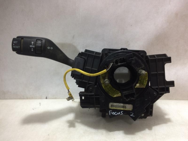 Подрулевой переключатель Ford Focus 2 (б/у)