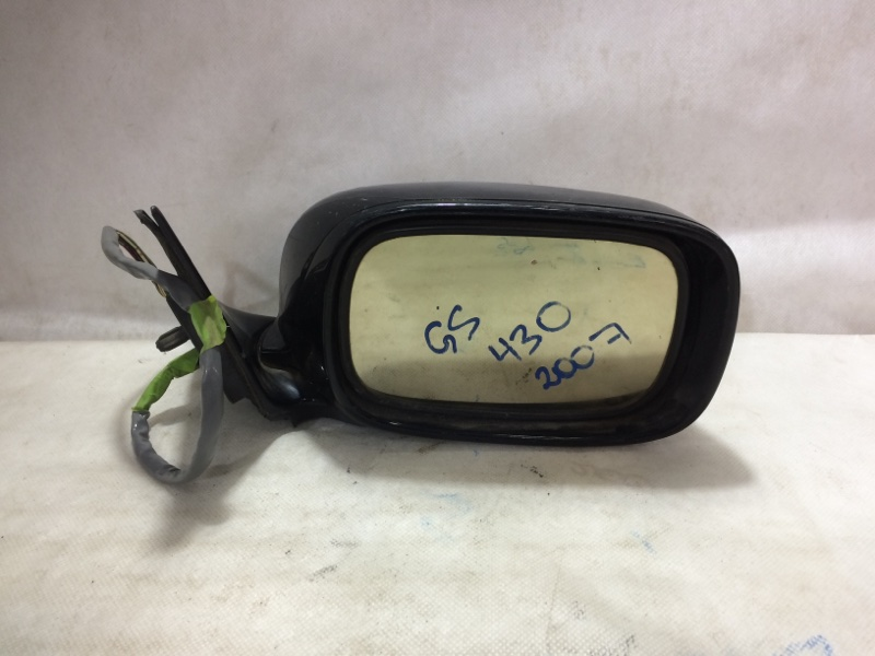 Зеркало правое электрическое Lexus Gs (б/у)