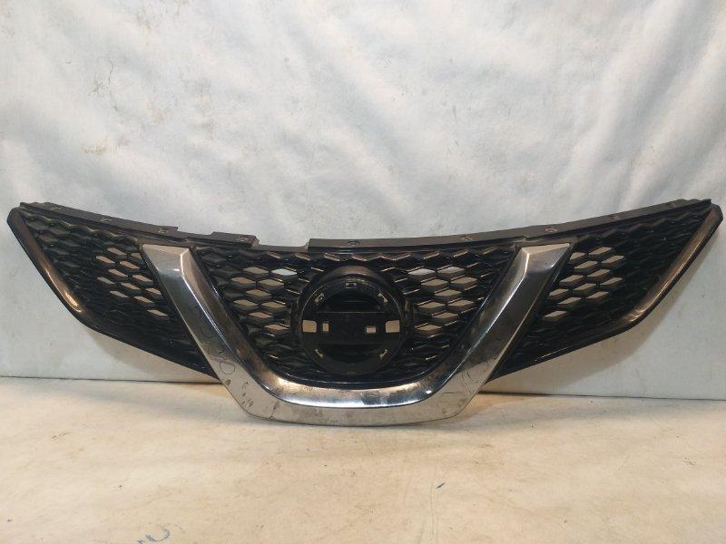 Решетка радиатора Nissan Qashqai 2 J11 2014> 623124ea0d (б/у)