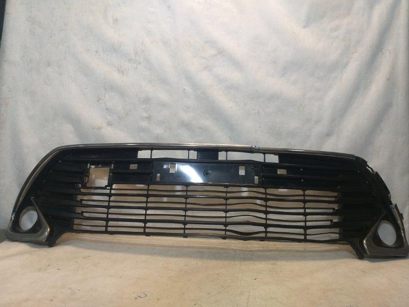 Решетка радиатора Toyota Camry 50 V55 5311233160 (б/у)