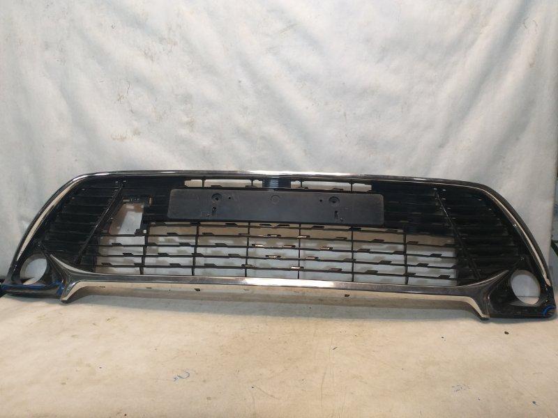 Решетка радиатора Toyota Camry 50 V50 2011> передняя 5311206820 (б/у)