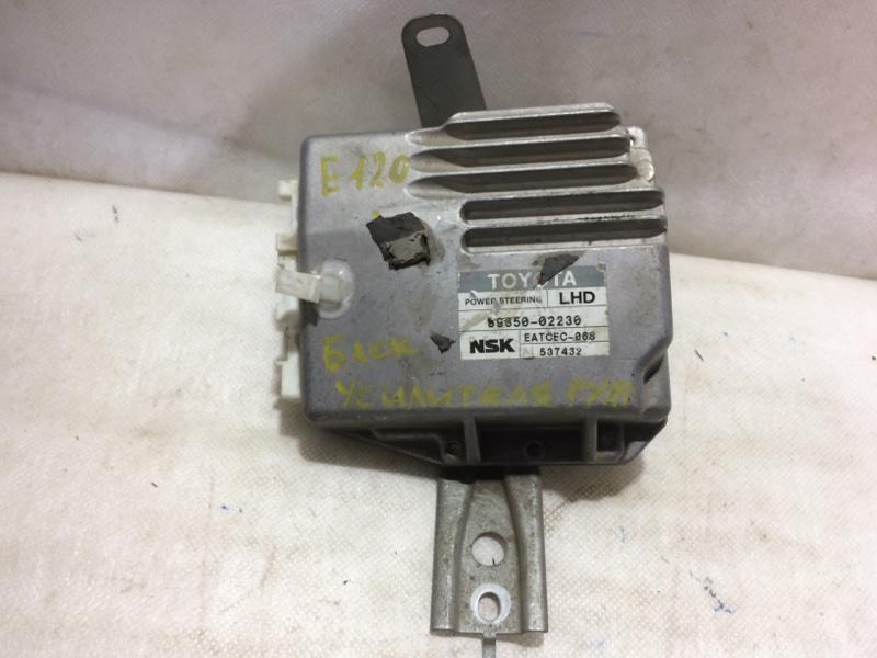 Блок управления электроусилителем руля Toyota Corolla 120 8965002230 (б/у)