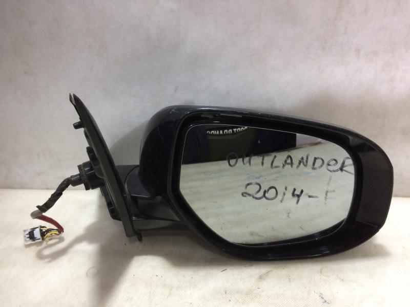 Зеркало правое Mitsubishi Outlander 3 правое 7632B350 (б/у)