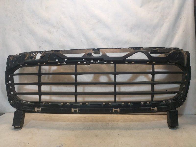 Решетка радиатора Porsche Cayenne 1 958 2014 передняя 7P5807683 (б/у)