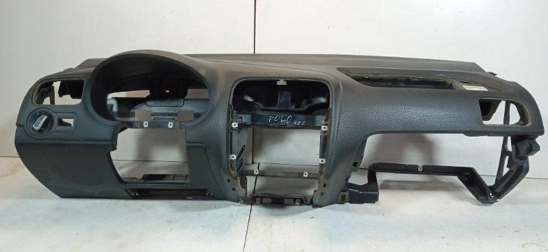 Панель салона (торпедо) Volkswagen Polo MK5 2009 6R1857004AROPF (б/у)