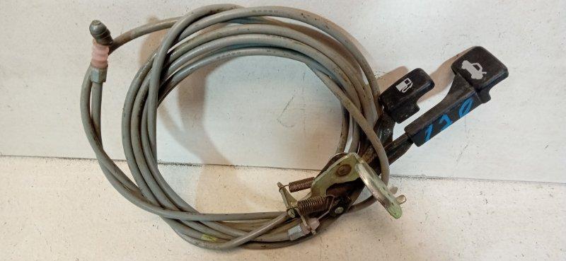 Ручка открывания лючка и багажника Toyota Corolla 120 E120 3ZZ-FE 2006 6460612050 (б/у)