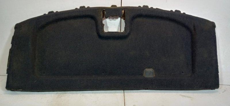 Обшивка задней полки Toyota Corolla 120 E120 3ZZ-FE 2006 643301E150B0 (б/у)