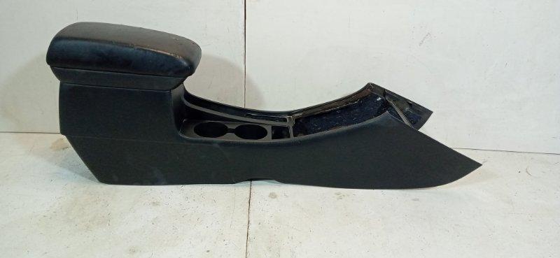 Консоль между сидений Toyota Corolla 120 E120 3ZZ-FE 2006 5890112451B1 (б/у)
