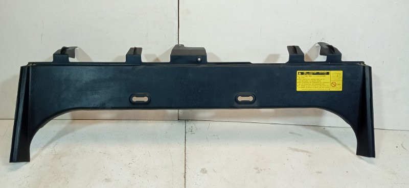 Обшивка перегородки багажника Toyota Corolla 120 E120 3ZZ-FE 2006 6427112180C0 (б/у)