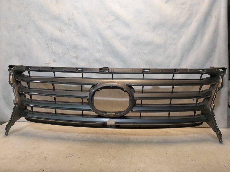 Решетка радиатора Lexus Lx J200 2012 передняя 5310160919 (б/у)