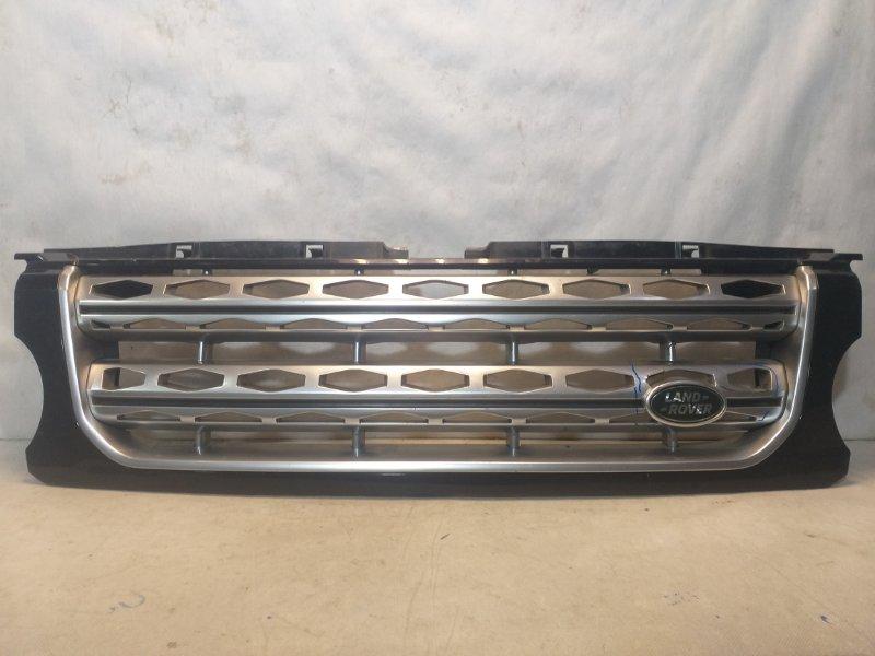 Решетка радиатора Land Rover Discovery 4 LR051300 (б/у)