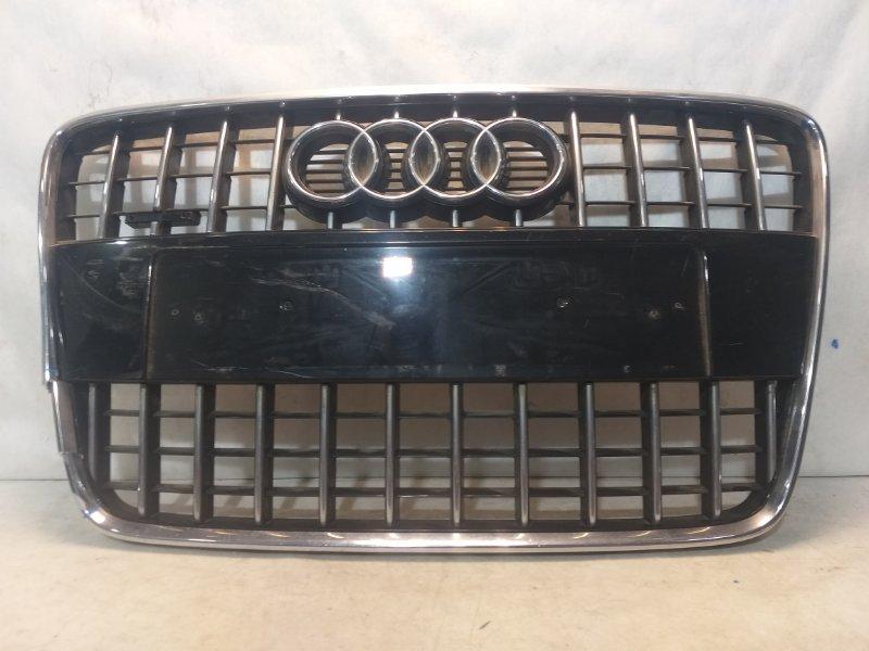 Решетка радиатора Audi Q7 4L 4L0853651FT94 (б/у)