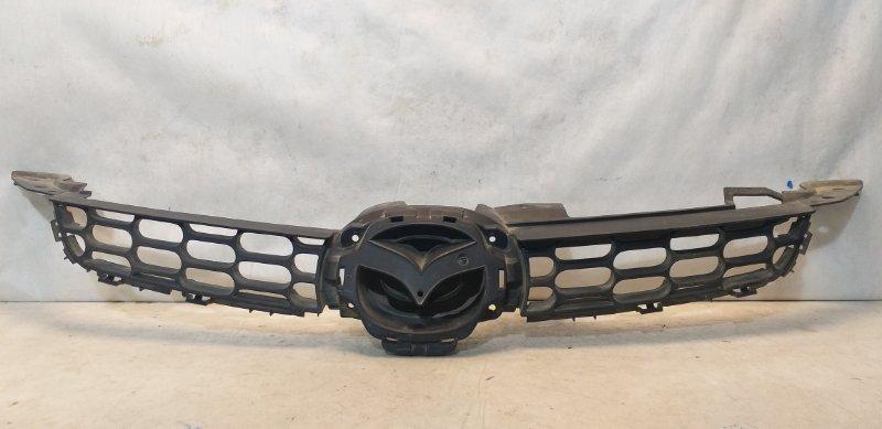 Кронштейн решетки радиатора Mazda Cx-7 ER 2007 передний EG2150717B (б/у)