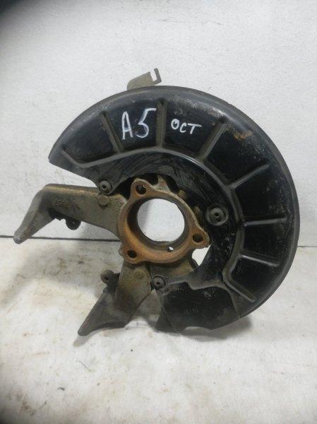 Кулак поворотный Skoda Octavia A5 передний левый 1K0407255T (б/у)