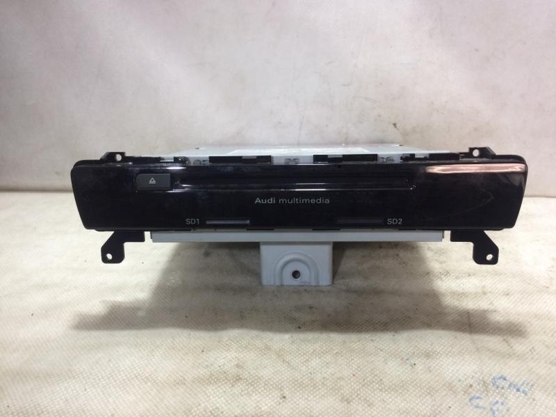 Блок управления мультимедия Audi A6 4G1035182A (б/у)
