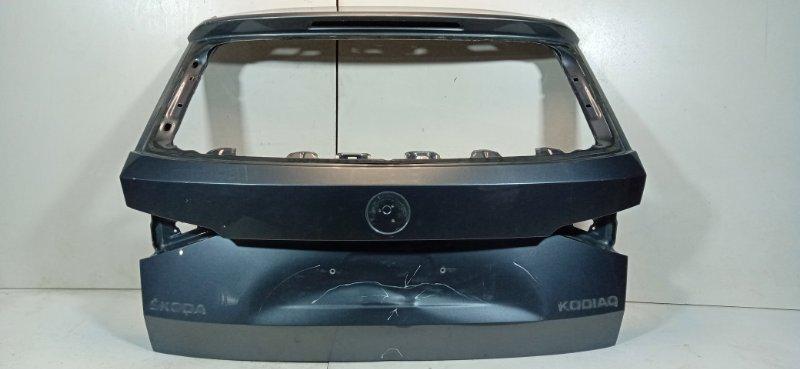 Дверь багажника Skoda Kodiaq 565827023A (б/у)