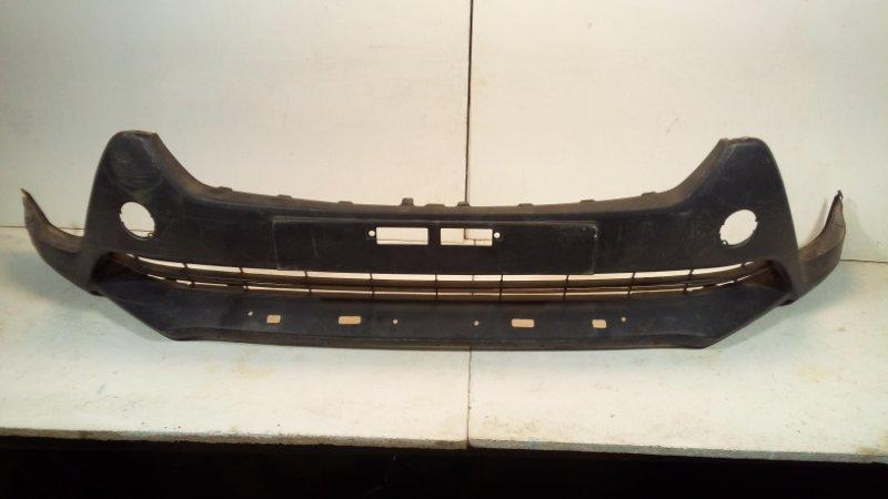 Бампер передний (нижняя часть) Toyota Rav4 XA40 5241142030 (б/у)