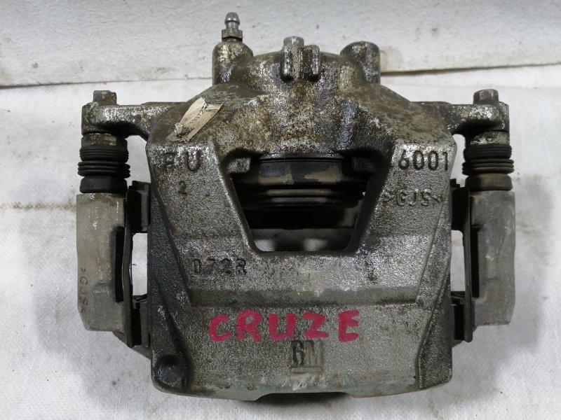 Суппорт передний Chevrolet Cruze передний правый (б/у)