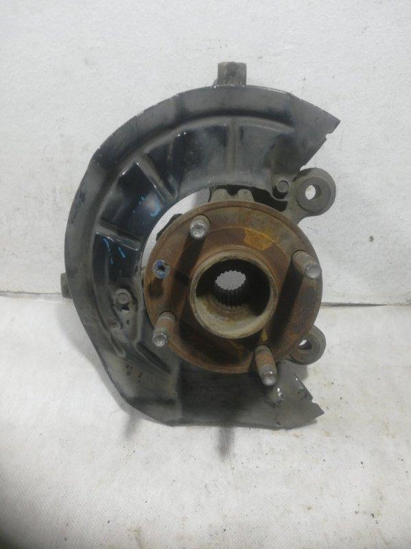 Кулак поворотный Chevrolet Cobalt передний левый (б/у)