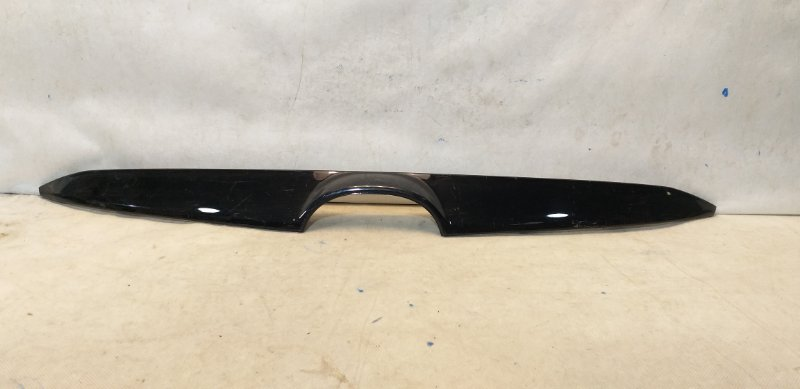 Накладка решетки радиатора Mazda Cx-5 KE 2012 передняя верхняя KD4950711 (б/у)