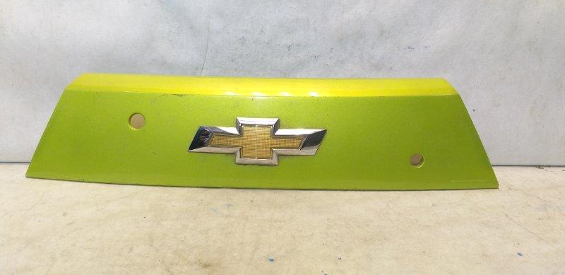 Накладка двери багажника Chevrolet Spark 3 95956313 (б/у)
