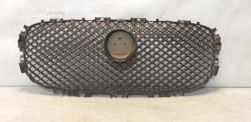 Решетка радиатора Jaguar Xf X250 2011 передняя CX238A100AA (б/у)