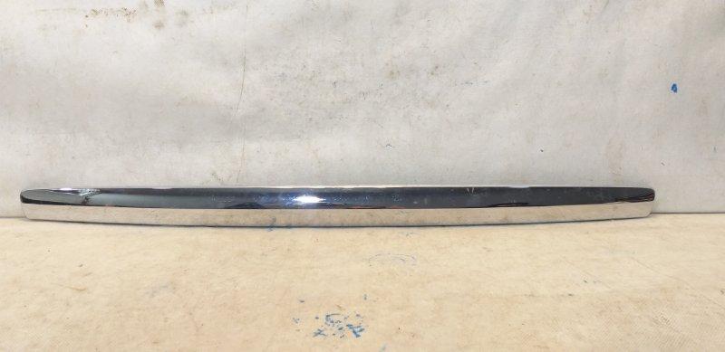 Накладка крышки багажника Nissan Teana J32 84810JN00A (б/у)