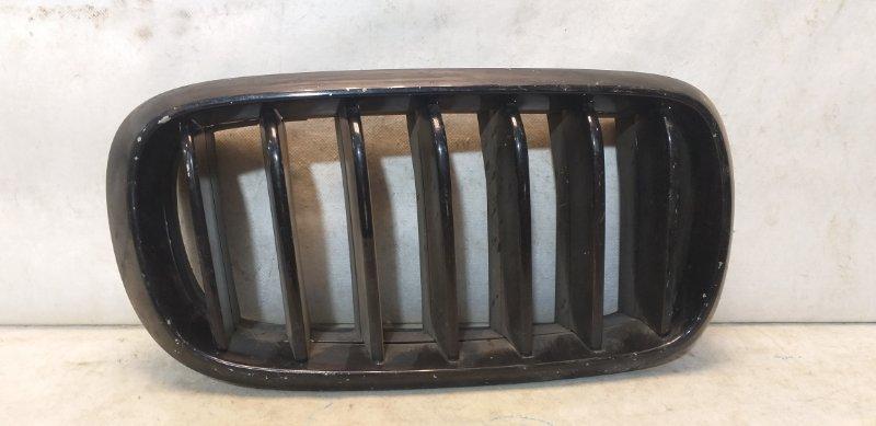Решетка радиатора Bmw X5 F15 правая (б/у)