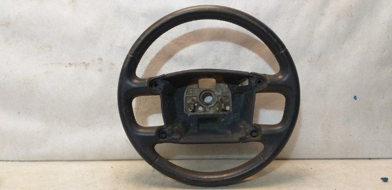 Руль Volkswagen Touareg 1 7L6419091S7B4 (б/у)