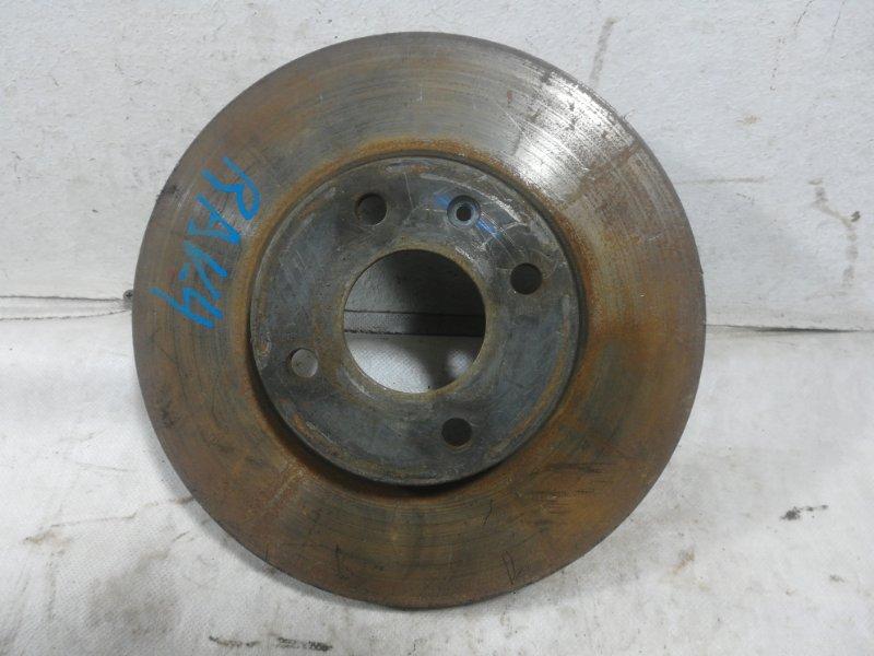 Диск тормозной Chevrolet Lacetti передний 96549782 (б/у)