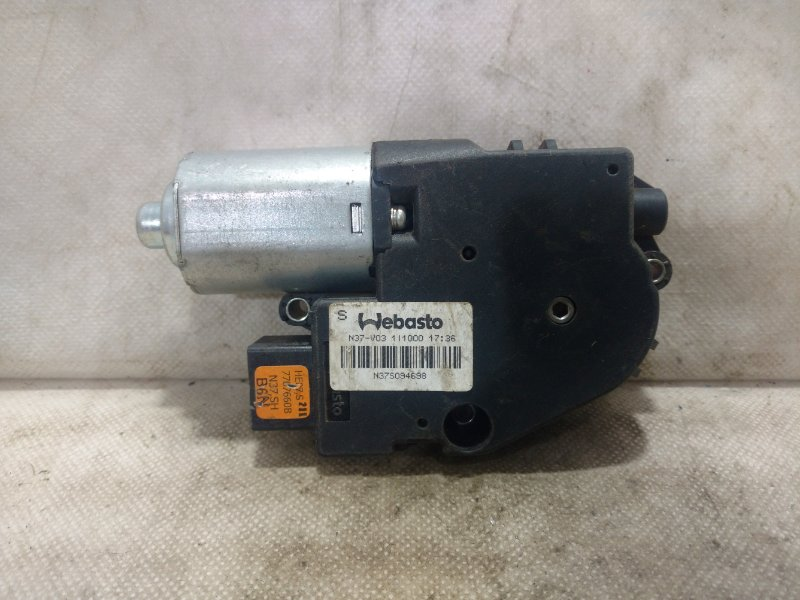 Мотор люка Infiniti Fx (б/у)