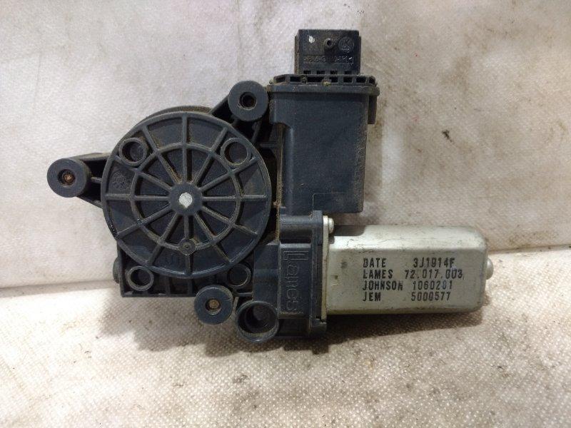Мотор стеклоподъемника Opel Corsa D D 2006 передний правый 5000577 (б/у)