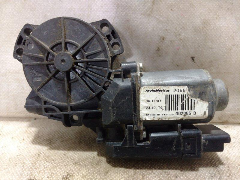 Мотор стеклоподъемника Kia Ceed 1 ED 2006 передний левый 824711H000 (б/у)