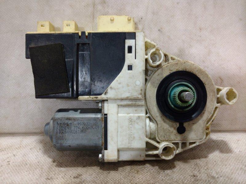 Мотор стеклоподъемника Citroen C4 LA 2008 (б/у)