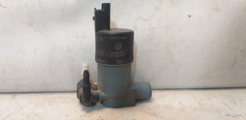 Насос омывателя Peugeot 207 9641553880 (б/у)