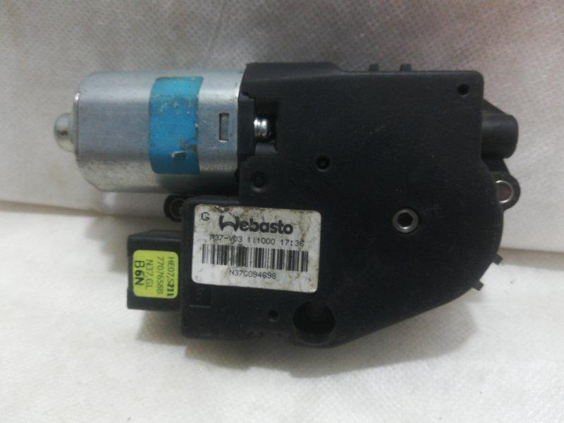 Мотор люка Nissan Teana J32 (б/у)