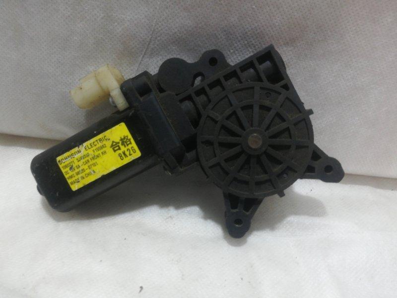 Мотор стеклоподъемника Kia Picanto 1 передний правый 9882007101 (б/у)