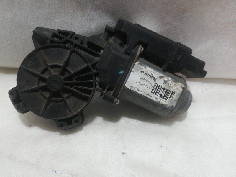 Мотор стеклоподъемника Kia Rio 3 QB передний правый 824600U000 (б/у)
