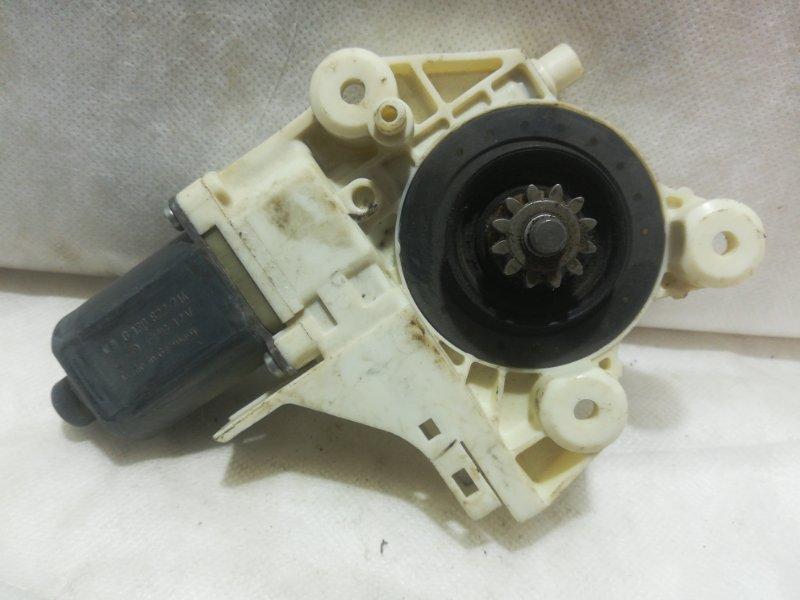 Мотор стеклоподъемника Ford Focus 2 CB4 2006 передний правый 7M5T14D218CA (б/у)