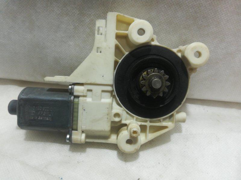 Мотор стеклоподъемника Ford Focus 2 CB4 2006 передний левый (б/у)